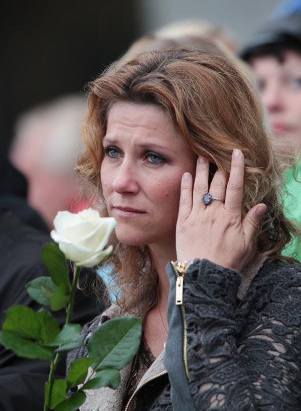 Un concierto multitudinario cierra el homenaje a las víctimas de los atentados en Noruega