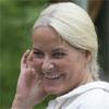 Mette-Marit de Noruega, una princesa feliz en su 40º cumpleaños
