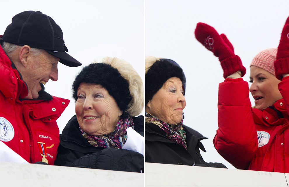 La princesa Beatriz, una más en la Familia Real noruega