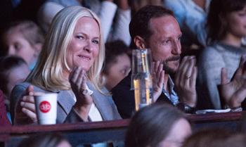 Haakon y Mette-Marit de Noruega: cuando el protocolo cede el paso a la emoción