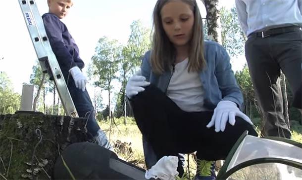 Las sorprendentes imágenes de la princesa Ingrid de Noruega cuidando de sus murciélagos