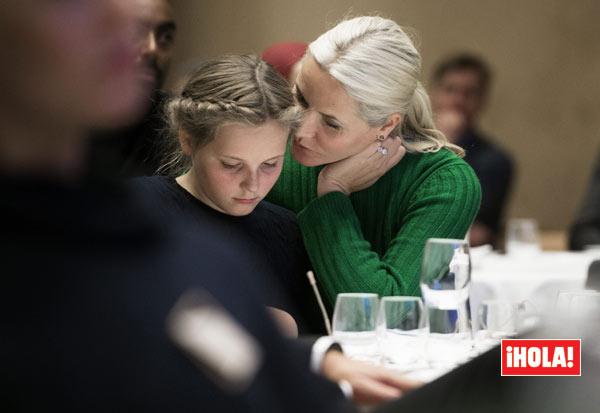 Ingrid de Noruega, una Princesa de 11 años en la universidad: ¿Qué hacía allí?