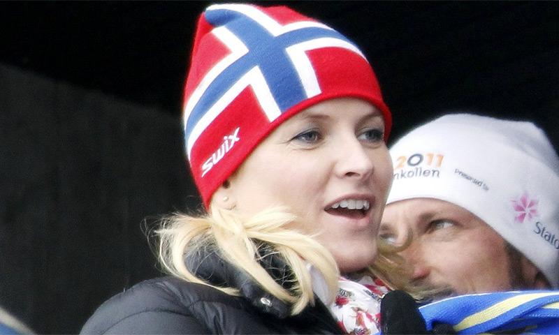 El gran susto que lleva a Mette-Marit de Noruega a recurrir a las redes sociales en busca de ayuda