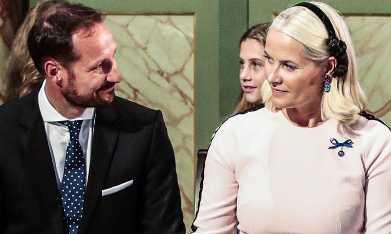 La preocupación de Haakon de Noruega por la salud de la princesa Mette-Marit: 'Tendremos que vivir con la incertidumbre'