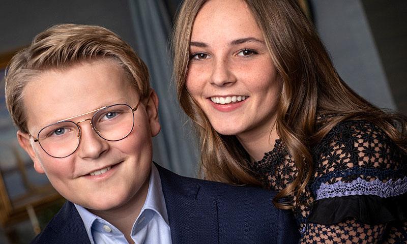 ¡Ya es todo un hombrecito! El hijo pequeño de Haakon y Mette-Marit de Noruega cumple trece años