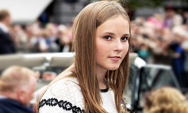Ingrid de Noruega cumple 15 años mientras se prepara para una gran cita