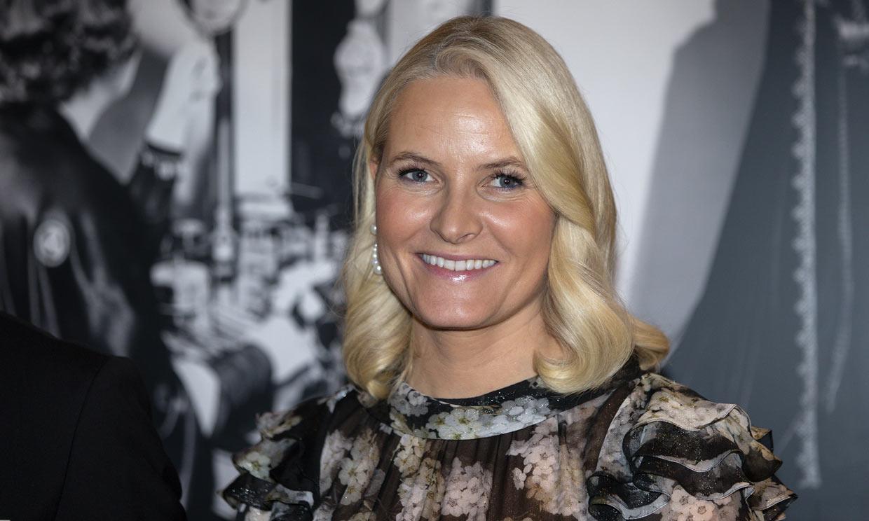 Morten Borg, ex pareja de Mette-Marit, se divorcia tras 15 años de matrimonio