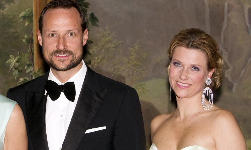 Haakon de Noruega se pronuncia sobre el controvertido noviazgo de su hermana Marta Luisa de Noruega