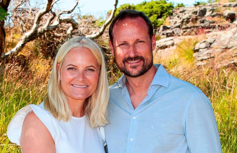 El romántico mensaje de Mette-Marit a Haakon de Noruega por su 46 cumpleaños