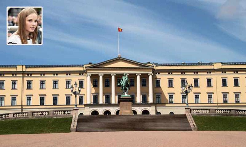 Así es la capilla del Castillo Real de Oslo en la que Ingrid de Noruega se confirma