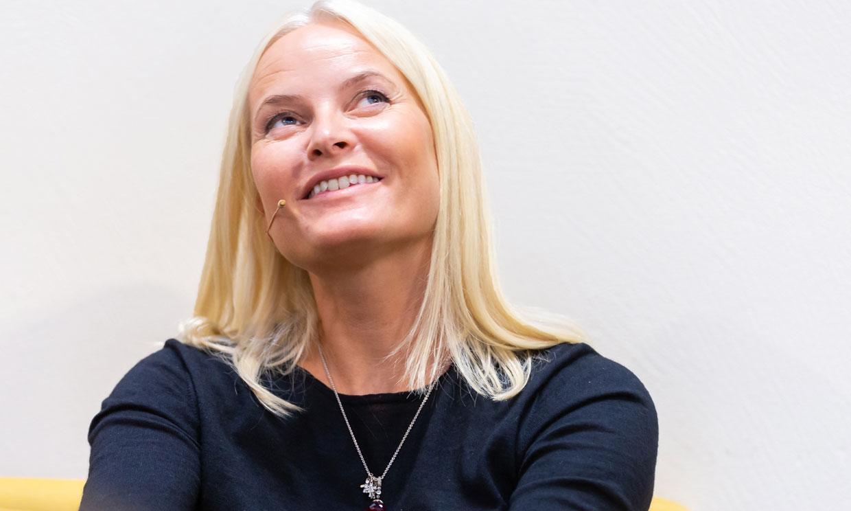 Mette-Marit de Noruega se sincera en su nuevo libro