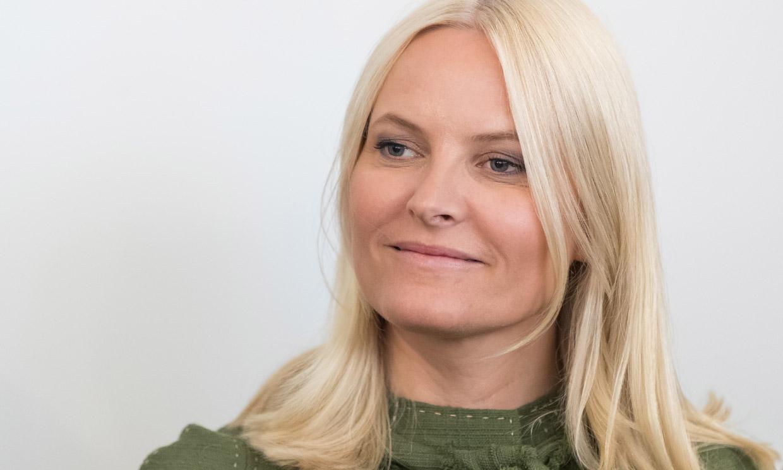 Mette-Marit de Noruega habla de su nueva vida, tras la enfermedad