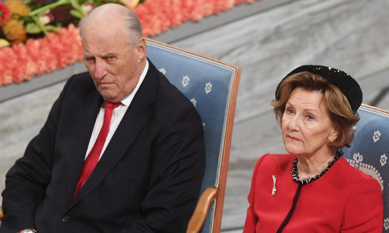 Harald de Noruega, de baja por enfermedad: le sustituirá su hijo Haakon