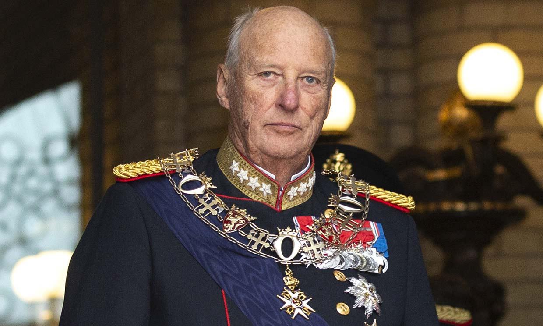 Harald de Noruega recibe el alta hospitalaria