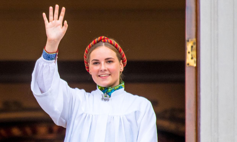 La princesa Ingrid Alexandra de Noruega cumple 16 tras un año de lo más ajetreado