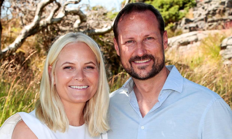 El tierno vídeo familiar con el que Mette-Marit de Noruega rinde homenaje a su marido