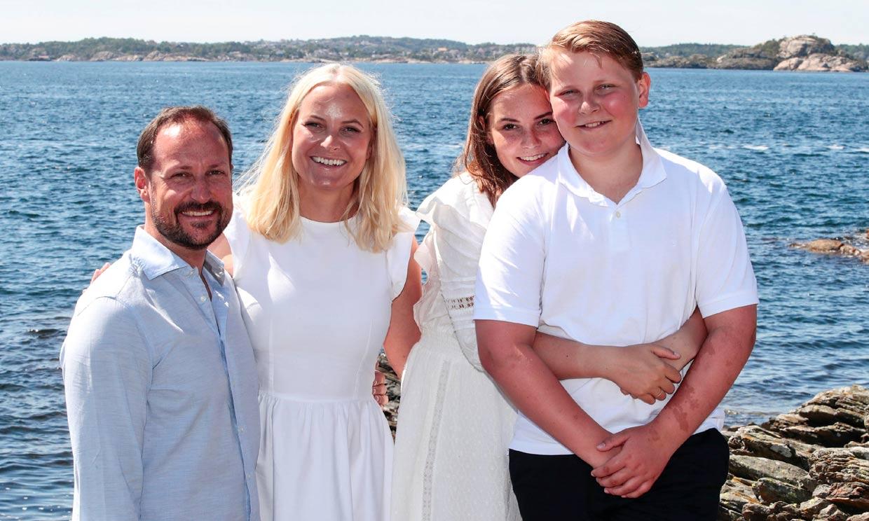 ¡Nueva cita para la realeza europea! Sverre Magnus de Noruega será confirmado el mes que viene