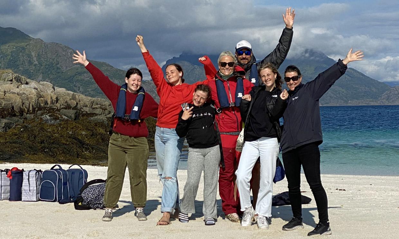 ¡A bordo del barco real! El divertido viaje que Harald y Sonia de Noruega han organizado para su familia