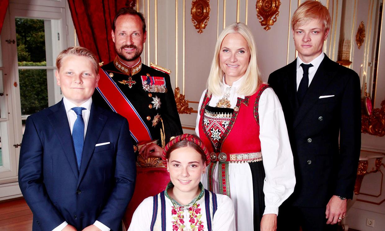 Primeras cancelaciones reales para la próxima cita familiar de Haakon y Mette Marit de Noruega