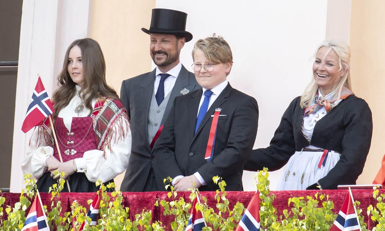 Nuevos detalles de la confirmación de Sverre Magnus de Noruega