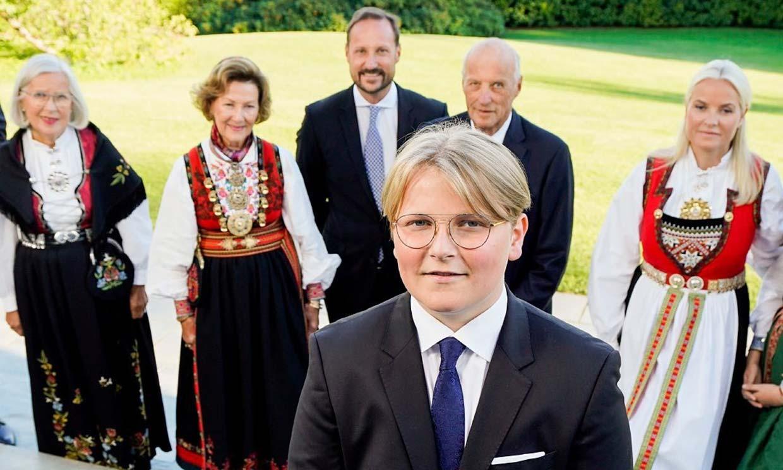 Las muletas de Marta Luisa, los regalos que recibió... Todo sobre la confirmación de Sverre Magnus de Noruega