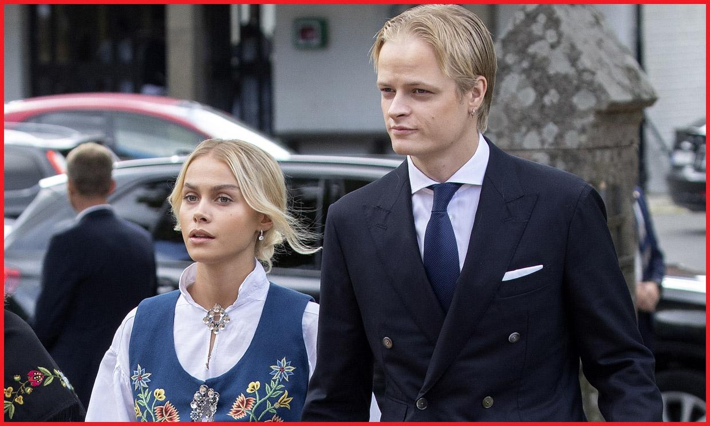 Así ha sido la discreta presentación de la novia de Marius 'de Noruega' a la Familia Real