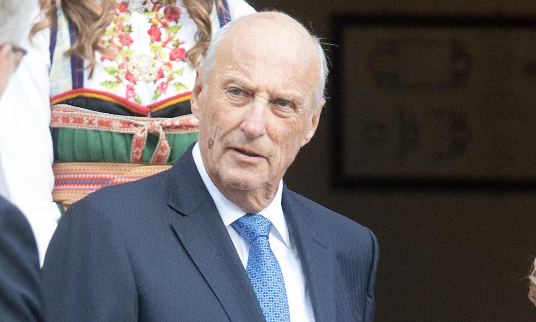 Harald de Noruega, de 83 años, hospitalizado de urgencia en Oslo
