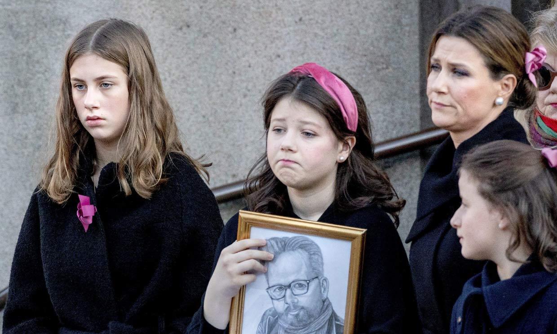 'Me sentí muy rota por dentro', Leah Isadora recuerda a su padre, Ari Behn, el día que cumpliría 48 años