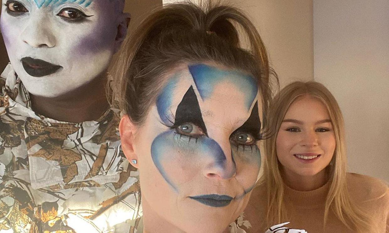 Marta Luisa de Noruega y su novio se disfrazan de extraterrestres para celebrar Halloween