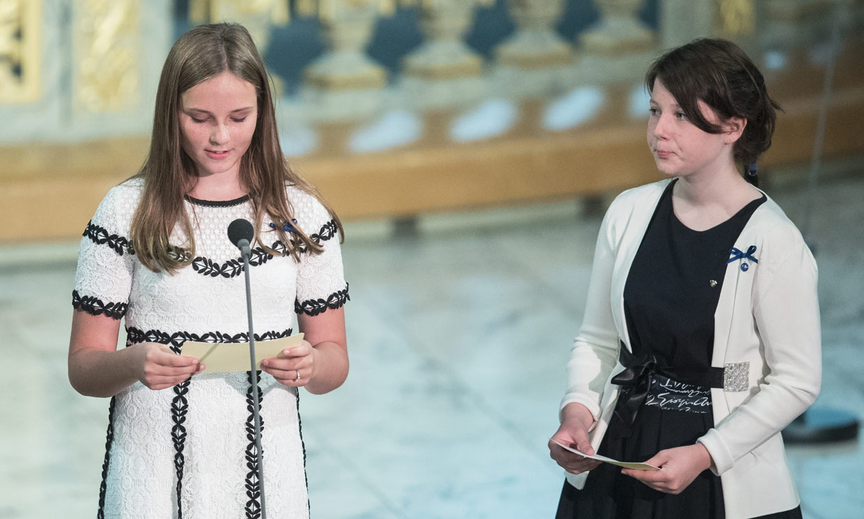 El último proyecto de la hija mayor de Marta Luisa de Noruega (con el que homenajea a su padre, Ari Behn)