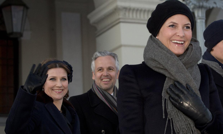 Mette-Marit de Noruega habla por primera vez de la muerte de Ari Behn