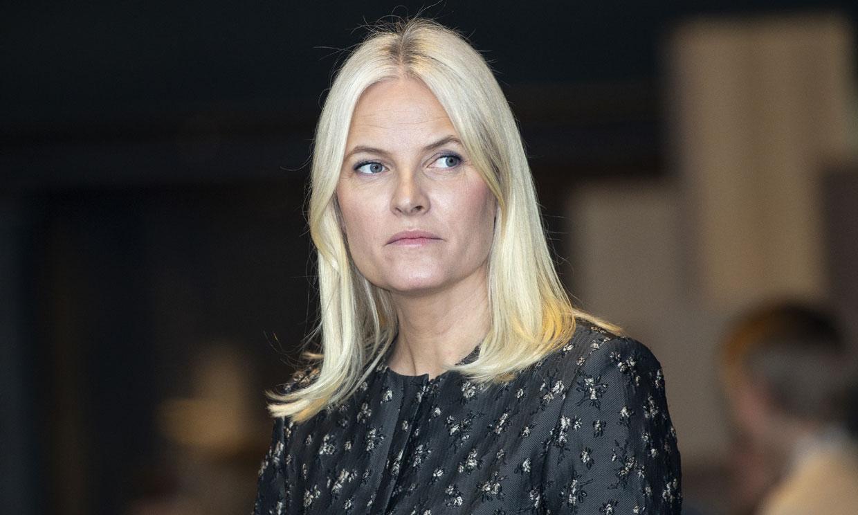 Mette-Marit se sincera sobre sus inicios con Haakon de Noruega: 'Sentí mucha pena por mí misma'