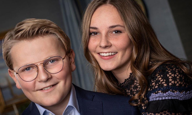 Tecnologías de la información y producción de medios, ¿la futura carrera de Sverre Magnus, hijo de Haakon y Mette-Marit de Noruega?