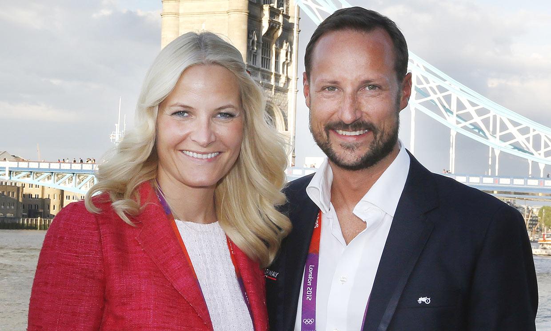Haakon y Mette Marit de Noruega celebran su aniversario hablando de su historia de amor en la radio
