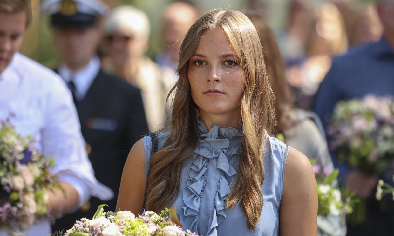 La princesa Ingrid Alexandra regresa a la escuela tras haber pasado el COVID con síntomas leves