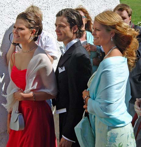 El príncipe Carlos Felipe de Suecia, detenido en Estados Unidos al ser confundido con un impostor