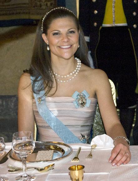 La princesa Victoria de Suecia: la 'Reina de los Nobel'