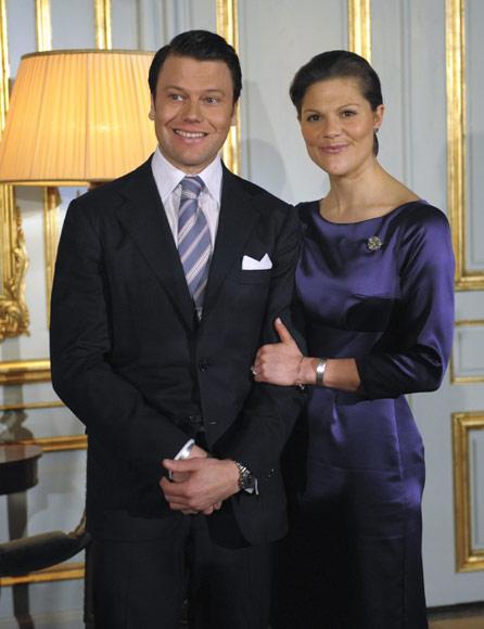 Daniel Westling: de entrenador personal a futuro Príncipe de Suecia