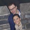 Victoria y Daniel de Suecia recorren juntos y así de enamorados una de las siete maravillas del mundo, la Gran Muralla China
