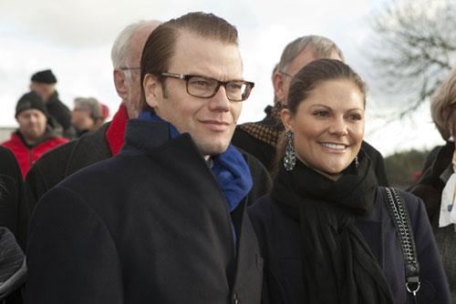 Victoria y Daniel de Suecia se mudan al Palacio de Haga