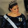 El embarazo de la princesa Victoria acapara todas las miradas en la gala de los Premios Nobel