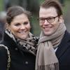 Y el nombre de la hija de Victoria y Daniel de Suecia es... princesa Estelle Silvia Ewa Mary
