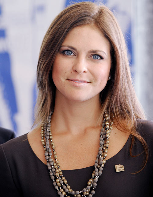 Magdalena de Suecia, una princesa hipnotizadora, intensa y solidaria en Estados Unidos