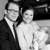 La Casa Real sueca da a conocer los detalles del bautizo de la princesa Estelle