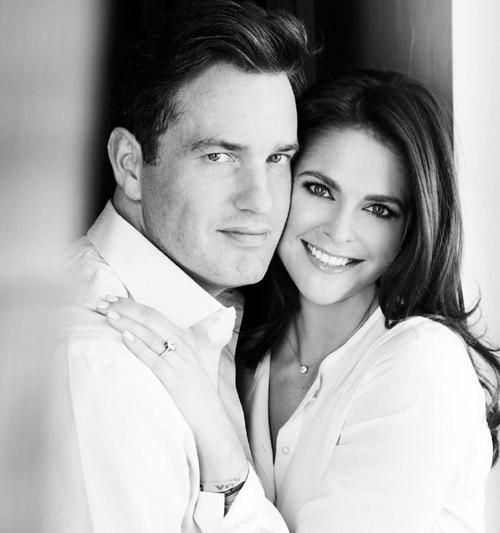 La Casa Real sueca anuncia el compromiso de la princesa Magdalena y Christopher O'Neill