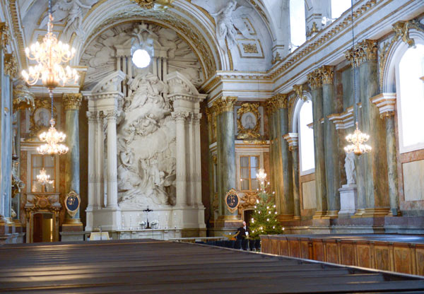 Conozca la iglesia donde se casarán Magdalena de Suecia y Chris O'Neill
