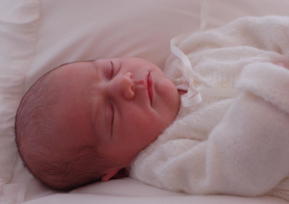 La princesa Estelle de Suecia cumple un añito, ¡felicidades!