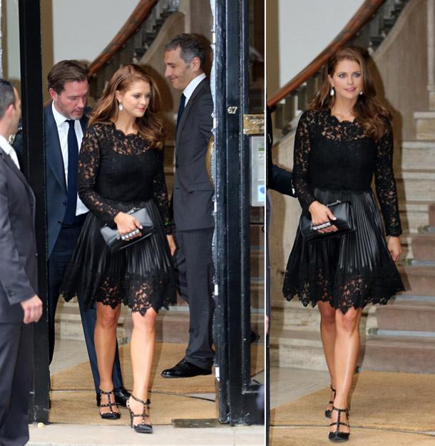 Alta Costura parisina, compras… El broche de oro de la luna de miel de Magdalena de Suecia y Chris O'Neill