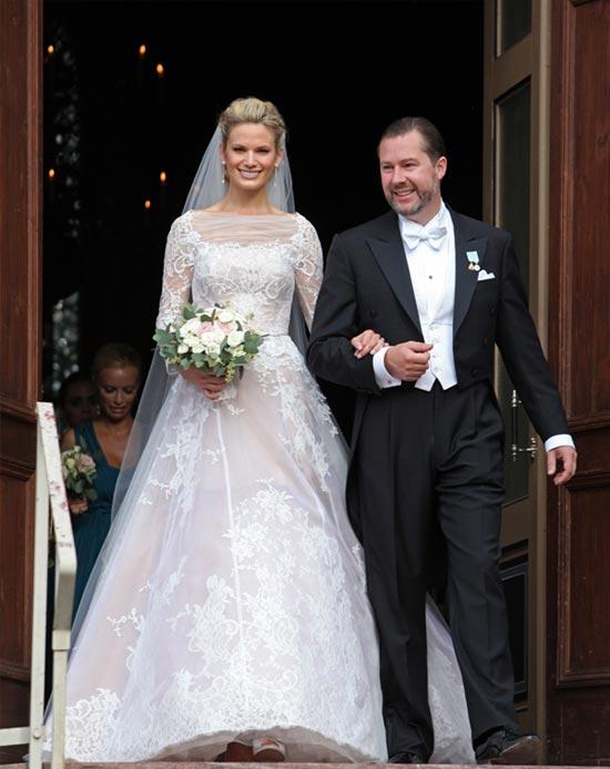 Matrimonio In Albania : La familia real de suecia también se fue boda