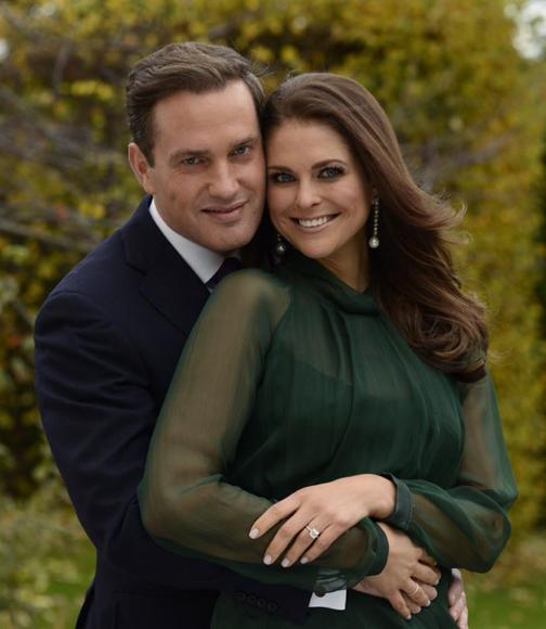 La primera hija de Magdalena de Suecia y Chris O'Neill nacerá en Nueva York